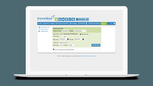 Rapports détaillés Travel