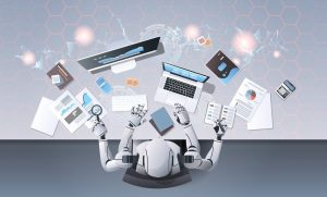 Robotic Process Automation expense