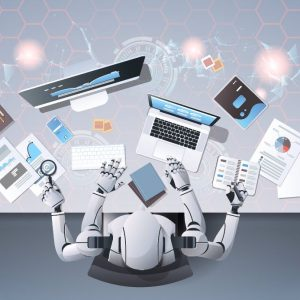 Robotic Process Automation expense